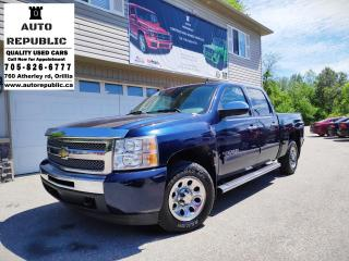 Used 2011 Chevrolet Silverado 1500 LS Cheyenne Edition for sale in Orillia, ON
