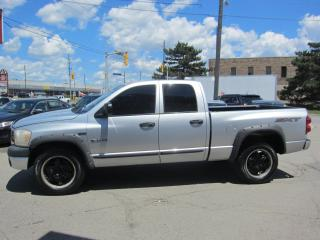 Used 2008 Dodge Ram 1500 SXT $9,495+HST+LIC FEE / CLEAN CARFAX / CERTIFIED / 4X4 for sale in North York, ON