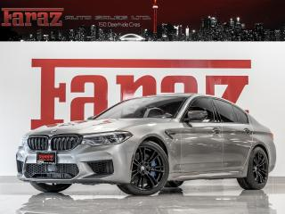 Used 2018 BMW M5 AWD CARBON MASSAGE B&W SOUND 600HP LOADED for sale in North York, ON
