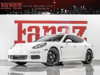 Used 2015 Porsche Panamera 4|BLINDSPOT|SPORT CHRONO|BOSE|NAVI|REARCAM|LOADED for sale in North York, ON