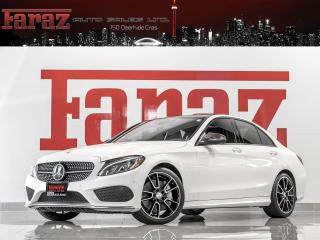 Used 2016 Mercedes-Benz C450 AMG|DISTRONIC|DTR+|CARBON PKG|RACE SEATS|LOADED for sale in North York, ON