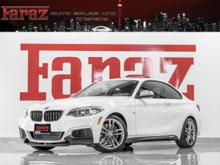 Used 2016 BMW M2 40i X-DRIVE MANUAL LDW M PERFORM EXHAUST FULLY LOADED for sale in North York, ON
