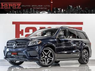 Used 2017 Mercedes-Benz GLS 450 AMG|DESIGNO|MASSAGE|DISTRONIC|DTR+|LOADED for sale in North York, ON