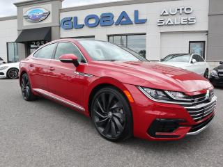 Used 2019 Volkswagen Arteon EXECLINE R-LINE 4 MOTION for sale in Ottawa, ON