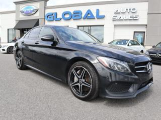 Used 2018 Mercedes-Benz C-Class AMG-SPORT PKG. C 300 for sale in Ottawa, ON