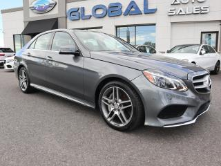 Used 2016 Mercedes-Benz E-Class 4.7 L TWIN TURBO V8 . E 550 for sale in Ottawa, ON