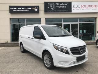 Used 2017 Mercedes-Benz Metris Cargo Van for sale in Oakville, ON