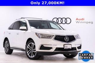 Used 2017 Acura MDX Navigation Package *Low KM* for sale in Winnipeg, MB