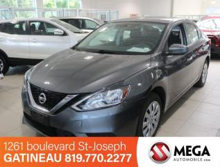 Used 2018 Nissan Sentra SV for sale in Gatineau, QC