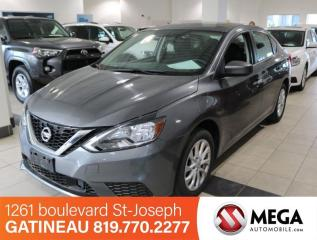 Used 2019 Nissan Sentra SV for sale in Gatineau, QC