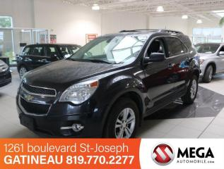 Used 2015 Chevrolet Equinox LT AWD for sale in Gatineau, QC