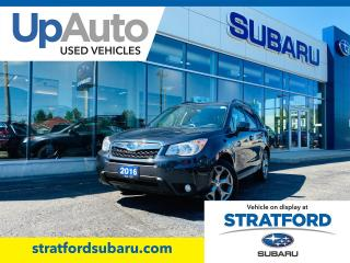 Used 2016 Subaru Forester Limited for sale in Stratford, ON