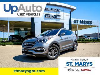 Used 2018 Hyundai Santa Fe SPORT for sale in St. Marys, ON
