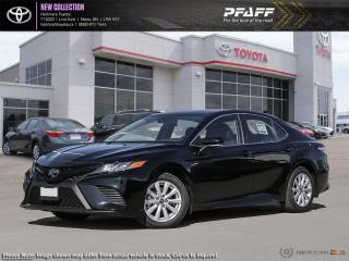 Used 2020 Toyota Camry 4-Door Sedan SE 8A for sale in Orangeville, ON
