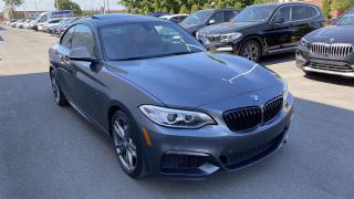Used 2016 BMW M2 35i 2dr Cpe M235i xDrive AWD for sale in Dorval, QC