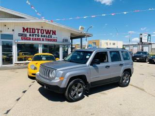 Used 2017 Jeep Patriot Sport Altitude II for sale in Regina, SK
