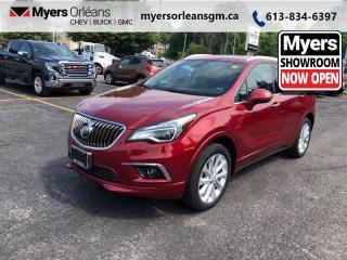 Used 2017 Buick Envision Premium I for sale in Orleans, ON