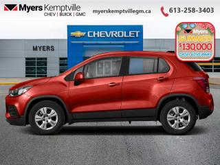 New 2020 Chevrolet Trax LS  - MyLink for sale in Kemptville, ON