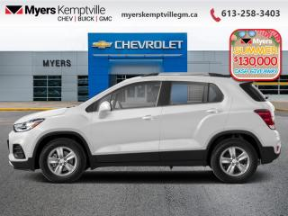 New 2020 Chevrolet Trax LT  - MyLink for sale in Kemptville, ON