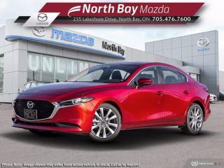New 2019 Mazda MAZDA3 GT for sale in North Bay, ON