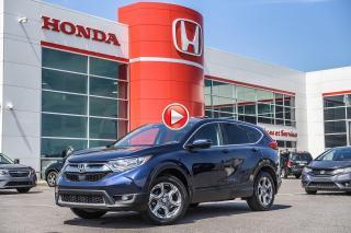 Used 2018 Honda CR-V GARANTIE LALLIER MOTO-PROPULSEUR 10ANS/200,000 KIL P5073 BLEU for sale in Terrebonne, QC