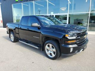 Used 2016 Chevrolet Silverado 1500 4WD Double Cab, LT, WINTER TIRES ON RIMS, Tonneau for sale in Ingersoll, ON