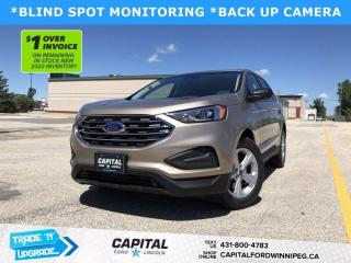 New 2020 Ford Edge SE for sale in Winnipeg, MB