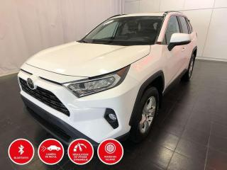 Used 2019 Toyota RAV4 XLE - AWD - TOIT OUVRANT for sale in Québec, QC