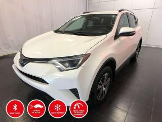 Used 2018 Toyota RAV4 LE - AWD - SIÈGES CHAUFFANTS for sale in Québec, QC