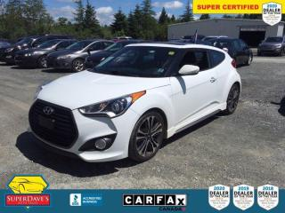 Used 2016 Hyundai Veloster Turbo Base for sale in Dartmouth, NS