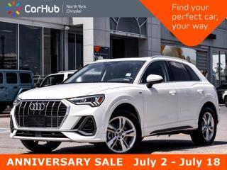 Used 2020 Audi Q3 Progressiv for sale in Thornhill, ON