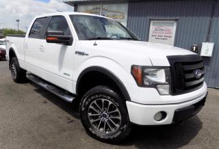 Used 2011 Ford F-150 **FX4,4X4,CREW,CUIR,MAGS,A/C,CAMERA** for sale in Longueuil, QC