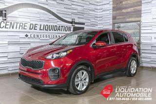 Used 2017 Kia Sportage LX+MAGS+A/C+CAM/REC+BLUETOOTH for sale in Laval, QC
