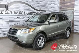 Used 2009 Hyundai Santa Fe GR/LEC+A/C+MAGS for sale in Laval, QC