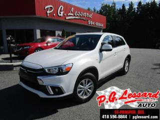Used 2019 Mitsubishi RVR SE  AWD for sale in St-Prosper, QC