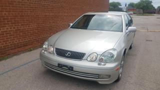 Used 2002 Lexus GS 430 w/Navigation Pkg for sale in Oakville, ON