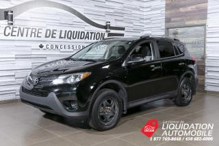 Used 2013 Toyota RAV4 LE+GR/ELEC+A/C+MAGS+CAM/REC+BLUETOOTH for sale in Laval, QC