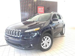 Used 2016 Jeep Cherokee NORTH 4X4 for sale in Terrebonne, QC