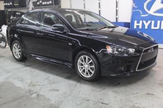 Used 2015 Mitsubishi Lancer Berline 4 portes CVT SE traction avant for sale in St-Constant, QC