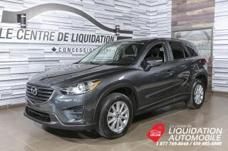 Used 2016 Mazda CX-5 GX+GR/ELEC+MAGS+A/C+CAM/REC+BLUETOOTH for sale in Laval, QC