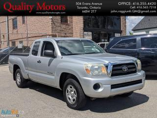 Used 2008 Toyota Tacoma for sale in Etobicoke, ON