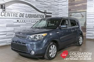 Used 2016 Kia Soul GR/ELEC+A/C+BLUETOOTH for sale in Laval, QC
