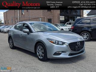 Used 2017 Mazda MAZDA3 GX for sale in Etobicoke, ON