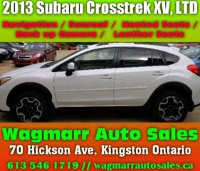 Used 2013 Subaru XV Crosstrek 2.0i w/Limited Pkg for sale in Kingston, ON