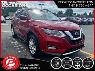 Used 2017 Nissan Rogue SV TECHNOLOGIE for sale in Rouyn-Noranda, QC