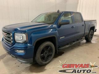 Used 2017 GMC Sierra 1500 SLE ELEVATION Z71 4X4 CREW Mags Caméra for sale in Trois-Rivières, QC