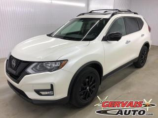 Used 2018 Nissan Rogue SV AWD Midnight edition GPS Toit Panoramique Mags for sale in Trois-Rivières, QC