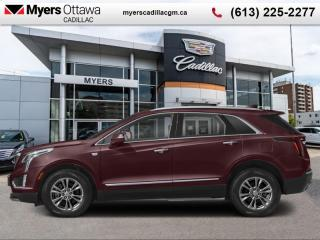 New 2020 Cadillac XT5 Luxury AWD  - Heated Seats for sale in Ottawa, ON