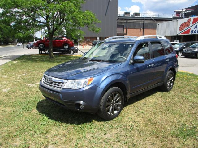 2013 Subaru Forester X Convenience ~ PANORAMIC ROOF ~ LOW KM