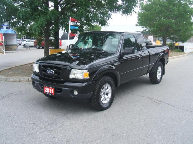 2011 Ford Ranger FX4 Off Road